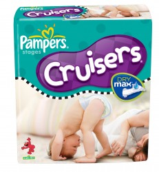 Pampers Cruisers w Dry Max