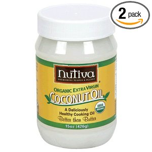 Nutiva Organic Coconut Oil on Amazon Deal