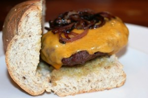 Gourmet Cheeseburger Slider