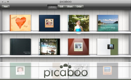 Buy ONe Get One Free Photo Book from Picaboo