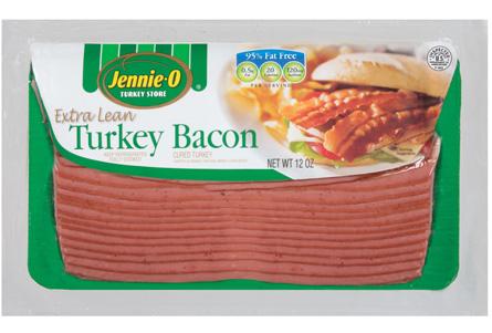 Jennie O Extra Lean Turkey Bacon