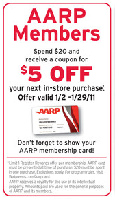 572e0191c46 Walmart AARP Discount - Faithful Provisions