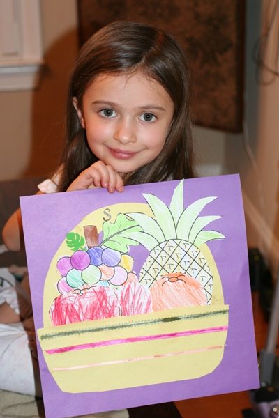 fruit basket craft faithful provisions