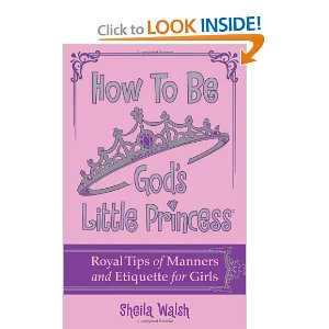 How to Be God's Little Princess Book Giveaway