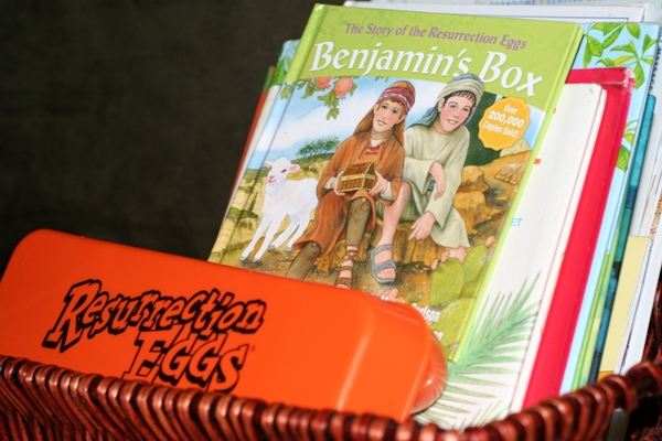 Benjamins Box and the Story of the Resurrection Eggs