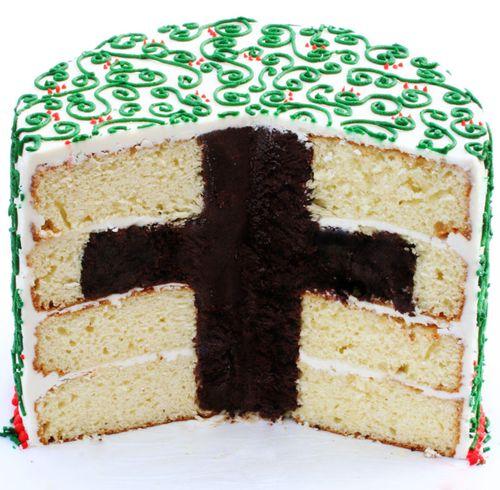 How to Make a Faith Cake Tutorial