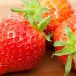 Organic Strawberries $1.99/lb at Whole Foods
