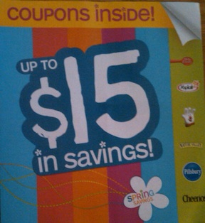 General Mills coupon booklet