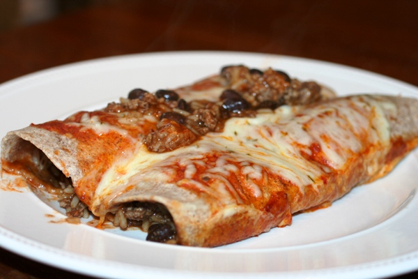 Black Bean Enchiladas - Faithful Provisions