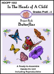 Free Butterfly Lapbook Download