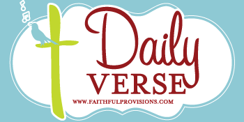 Faithful Provisions Daily Verse