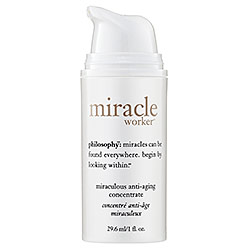 Free Sample of Philosophy Miracle Worker