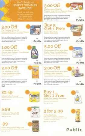 coupon-sheet-of-Publix-coupons