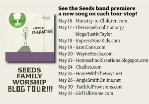 Seeds Family Worship Blog Tour