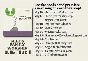 Seeds Family Worship Blog Tour