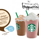 Starbucks Offers Half-Priced Frappuccinos