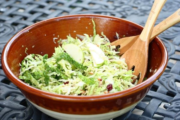 Cabbage-Salad-Apple-Ginger