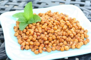 Spicy-Baked-Chickpeas
