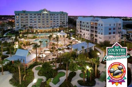 Walt Disney Vacation Stay