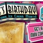 Maggie Moo's:  FREE Mini Coke Float Today (July 20th)