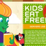 Chili's: Kids Eat FREE Today