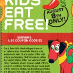 FREE Kid's Meal at Chili's