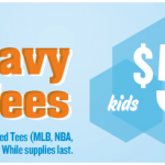 Old Navy $5 Graphic Tees – Friday thru Sunday Only!