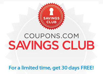 Coupons.com-Savings-club