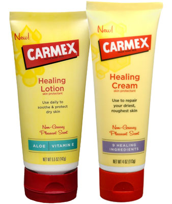 carmex-healing-lotion