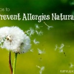 Tips for Preventing Allergies Naturally