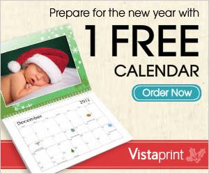 vistaprint-free-calendar