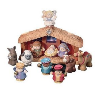 Children's-Nativity-set
