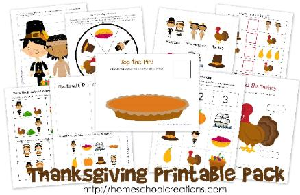 Free-Thanksgiving-Printables
