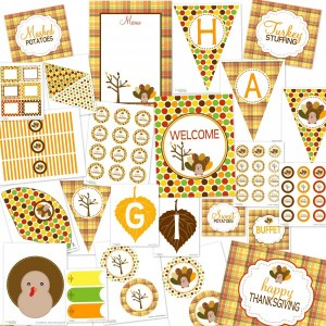 thanksgiving-party-printables