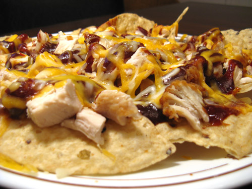 BBQ Chicken Nachos - Faithful Provisions
