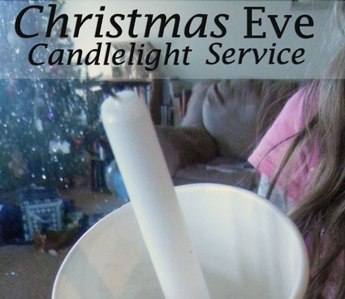 Family christmas eve candlelight service free download faithful