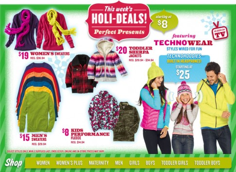 Old Navy: $10 Sweaters for the Family (2 Days Only!) - Faithful ...
