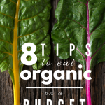 8 Tips for Eating Organic on a Budget