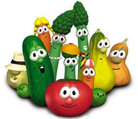 VeggieTales-free-personalized-song
