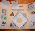 Christian Easter Crafts Ideas for Kids   Make an Easter Egg Lapbook