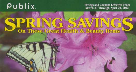 Publix-Green-advantage-flyer-spring-savings