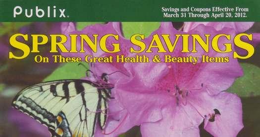 Publix-Green-advantage-flyer-spring-savings