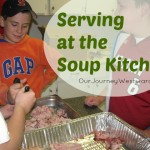 Summer Acts of Service: Serve at Your Local Soup Kitchen