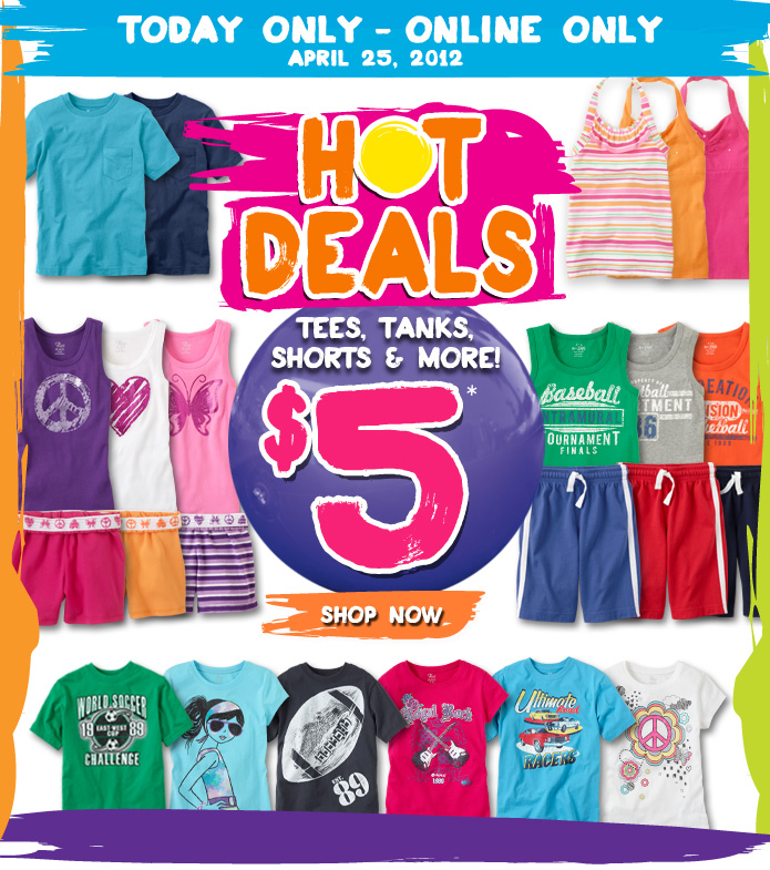 Childrens-Place-5-Sale-PLUS-15-Off-Code