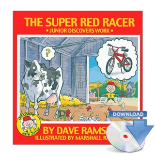 Free-Kids-Audiobook-Download-The-Super-Red-Racer-by-Dave-Ramsey