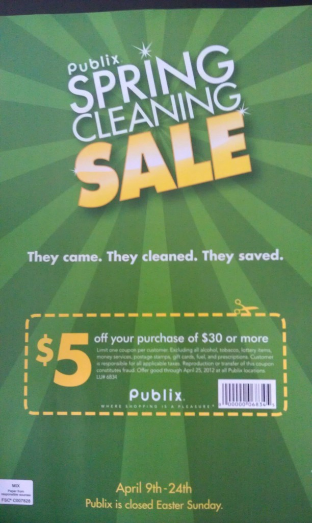 Publix-coupon-spring-cleaning-sale-and-booklet