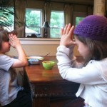How We Decide Who Prays at Meals