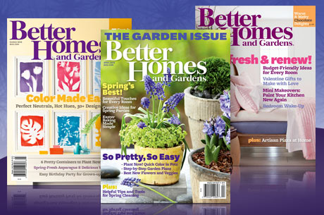 Magazine Subscription 92 Off Better Homes And Gardens
