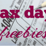 Tax Day Freebies 2014 | Chili's, Arbys, McDonald's and More!