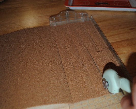 Cutting-Cork